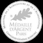 Concours Général Agricole Année 2018 – Médaille ARGENT