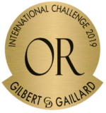 International Challenge Gilbert&Gaillard 2019 – Médaille d'OR