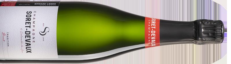 Champagne Soret-Devaux brut Tradition