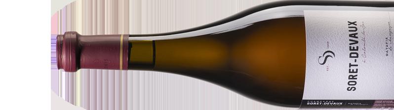 Ratafia de champagne Soret-Devaux