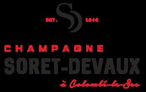 logo Champagne Soret Devaux