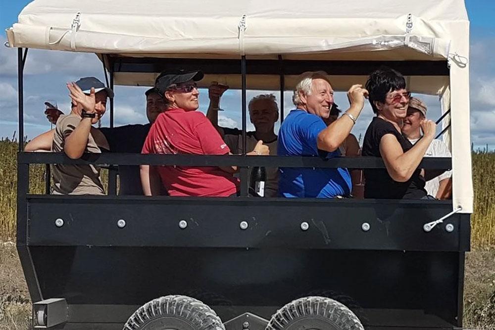 Oeunotourisme trak'Tour