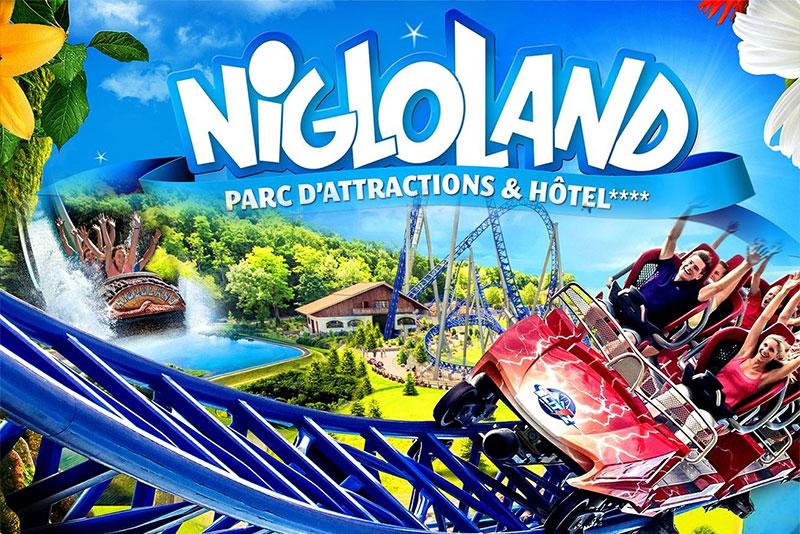 A faire autour : Nigloland